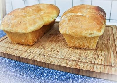 Des brioches et pains maison pour votre petit déjeuner