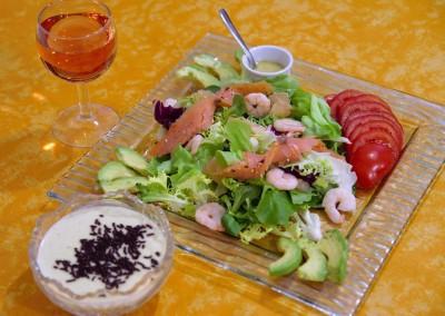 Des repas de qualité avec des produits saisonniers et régionaux