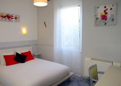 Des chambres spacieuses et coquettes
